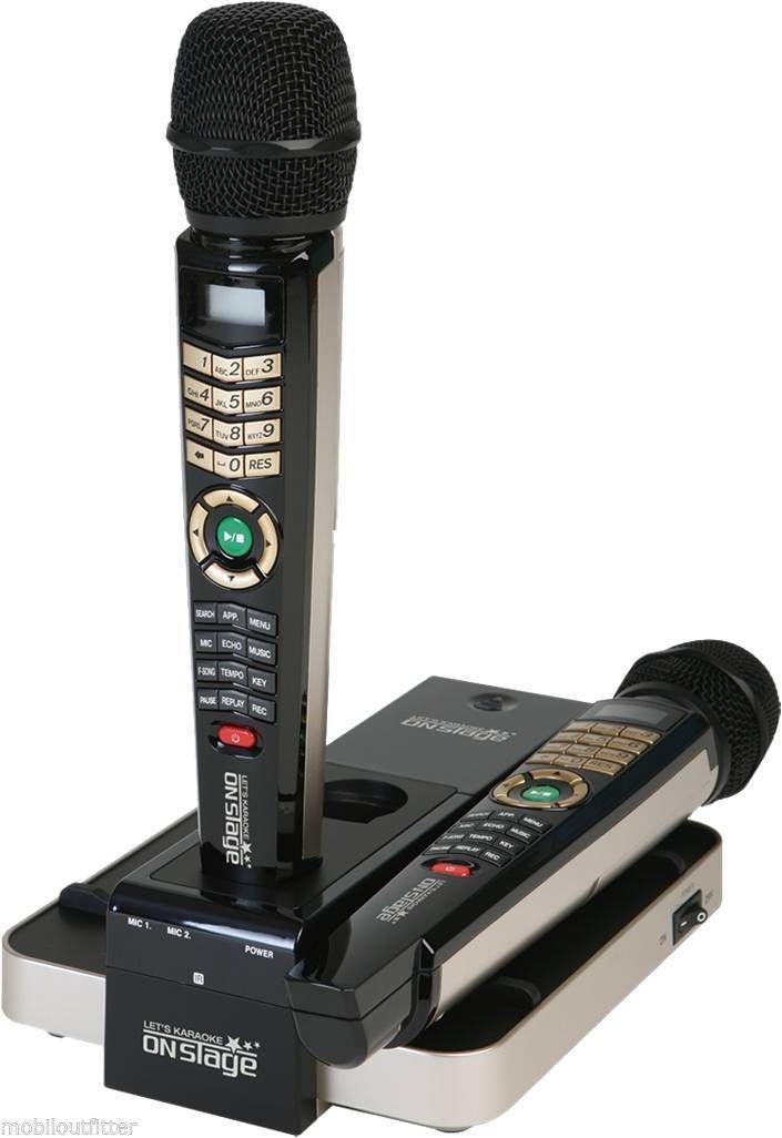 OnStage ET28KH Let's Karaoke System