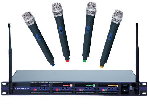 Wireless Miicrophone